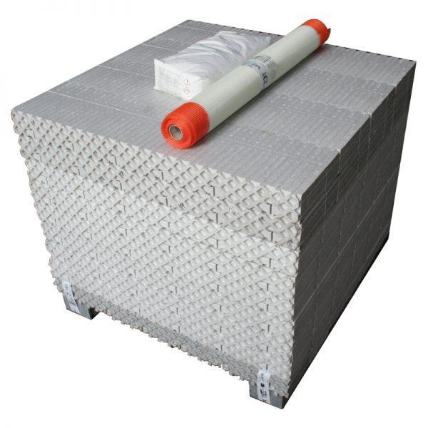 Innenwandpaket für 5,04 m². Magu Bausysteme GmbH.